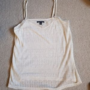 NWOT American Eagle Lightly Woven Tank!